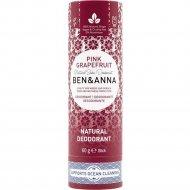 Дезодорант натуральный содовый «Розовый грейпфрут» 60 гр.
