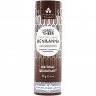 Дезодорант натуральный содовый «Северное дерево» 60 гр.