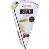 Сыр мягкий «Brie Natural» с плесенью 58%, 125 г.
