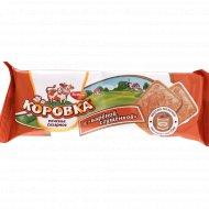 Печенье сахарное «Коровка» с вареной сгущенкой, 92 г