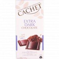 Горький шоколад 70% какао, 100 г.
