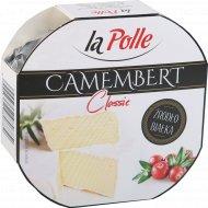 Сыр мягкий «La Polle» Camembert, с плесенью, 58%, 120 г