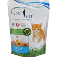 Корм сухой для котят «Cat Fit» 400 г