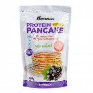 Смесь протеиновая «Bombbar protein pancake» черная смородина, 420 г.