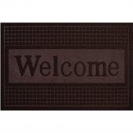 Коврик напольный «Welcome» 38х58 см.