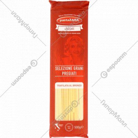 Макаронные изделия «Pasta Zara» Linguine, 500 г.