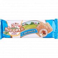 Печенье сахарное «Коровка» с молоком, 92 г