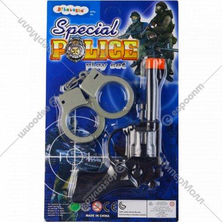 Игровой набор «Полицейского».