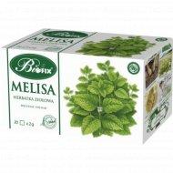 Чайный напиток «Bifix» мелисса, 20 пакетиков х 2 г.