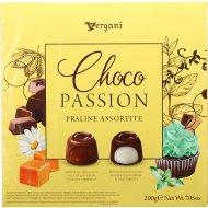 Ассорти «Choco Passion» итальянских пралиновых конфет, 200 г.