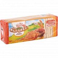 Печенье сахарное «Коровка» с вареной сгущенкой, 375 г