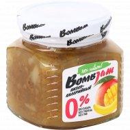 Джем низкокалорийный «BombJam» манго-банан, 250 г.