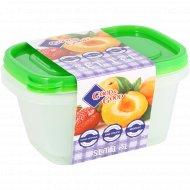 Набор контейнеров «Good&Good» 2 шт, 1.1 л.