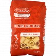 Макаронные изделия «Pasta Zara» №844, mezzi rigatoni, 0.5 кг.