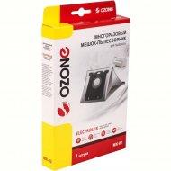 Мешок для пылесоса многоразовый «Ozone» MX-02 для Electrolux, 1 шт.
