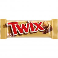 Печенье «Twix» песочное с карамелью 55 г
