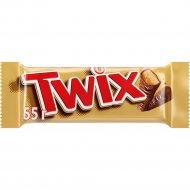 Печенье «Twix» песочное с карамелью, 55 г.