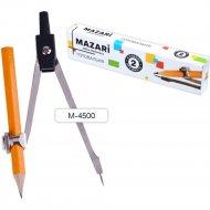Готовальня 2 предмета (циркуль,карандаш).