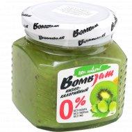 Джем низкокалорийный «BombJam» киви - крыжовник, 250 г.