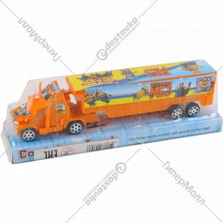 Игрушка «Автобус» инерционная.