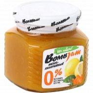 Низкокалорийный джем «BombJam» облепиха-лимон, 250 г.