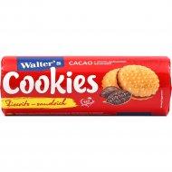 Печенье-сэндвич «Walter's» с какао-кремовой начинкой, 300 г