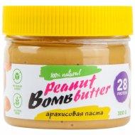 Арахисовая паста «Peanut Bombbutte» 300 г.