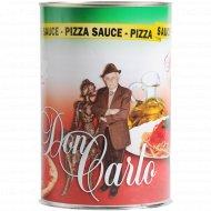 Томатный соус для пиццы без специй «Don Carlo» 4.1 кг
