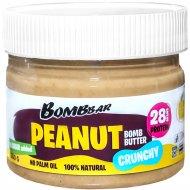 Арахисовая паста «Bombbar Peanut» хрустящая, 300 г.