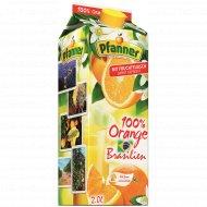 Сок апельсиновый «Pfanner» Brazilien, 2 л.
