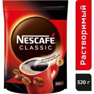 Кофе растворимый «Nescafe Classic» с добавлением молотого, 320 г