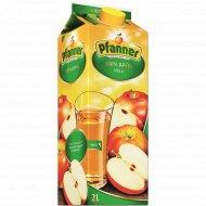 Сок яблочный «Pfanner» 2 л.