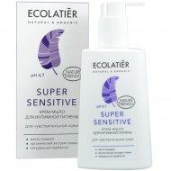 Крем-мыло для интимной гигиены «Super Sensitive» 250 мл..