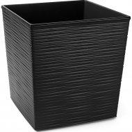Кашпо «Lamela» Juka Dluto, LA598-04, черное