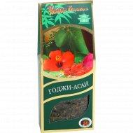 Чай зеленый «Годжи-Асаи», 80 г.