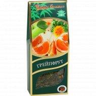 Чай зеленый «Грейпфрут», 80 г.