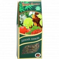 Чай зеленый «Дикий лимон», 80 г.