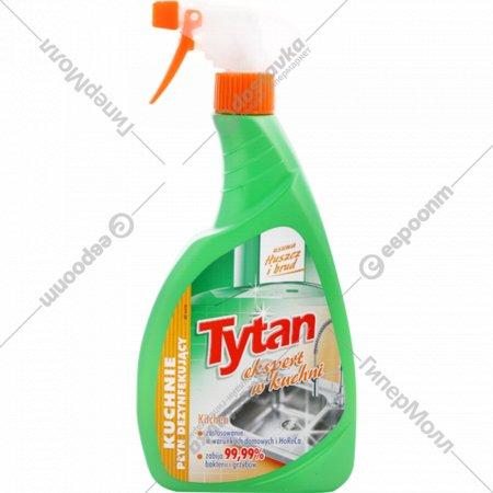 Жидкость для мытья кухни «Tytan» cпрей, 500 мл