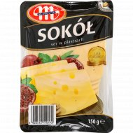 Сыр полутвердый «Sokol» 45%, 150 г.