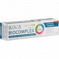 Зубная паста «R.O.C.S.» Biocomplex Активная защита, 94 г.