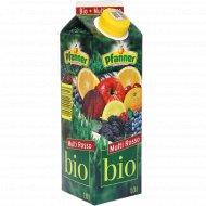 Напиток «Pfanner» Bio Rosso, мультифруктовый, 1 л.
