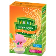 Макаронные изделия «Heinz» вермишелька фигурки, 340 г