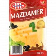 Сыр полутвердый «Mlekovita» Mazdamer, 45%, 150 г