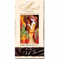 Горький шоколад «Ameri» 57% какао, 100 г.