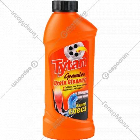 Средство для чистки канализационных труб «Tytan» гранулы, 500 г.