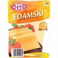 Сыр полутвердый «Эдамский» 45%, 150 г.