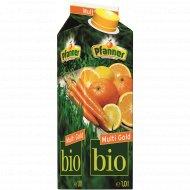 Напиток «Pfanner» Bio Gold, мультифруктовый, 1 л.