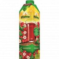 Напиток «Pfanner» клюква-арония, 1 л.