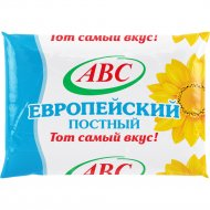 Соус майонезный «АВС» европейский постный, 180 г.