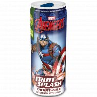 Напиток «Капитан Америка» вишневая кола, 250 мл.
